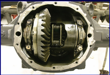 Used Marmon Differential.